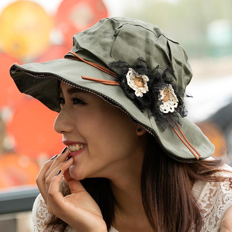 Beach hats for women hat summer Sunscreen outdoors cap sun Wide Brim cheap sun hats riding caps pamelas y sombreros playa F1605(China (Mainland))