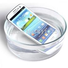 New Clear Ultra Thin Waterproof Case Protective Skin select for Samsung Galaxy S3 or for Galaxy S4 or for Galaxy Note 2(China (Mainland))