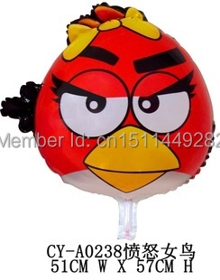 Free shipping NEW BIRDS shape foil balloons animal shape balloon aluminium foil balloon girl birthday party balloon balones(China (Mainland))