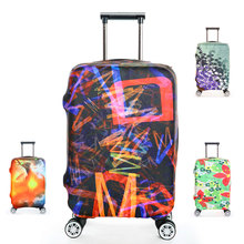 Buy Letter Travel Luggage Suitcase Protective Cover, Stretch, made S/M/L/XL, Apply 18-32inch Cases, Travel Accessories for $12.00 in AliExpress store