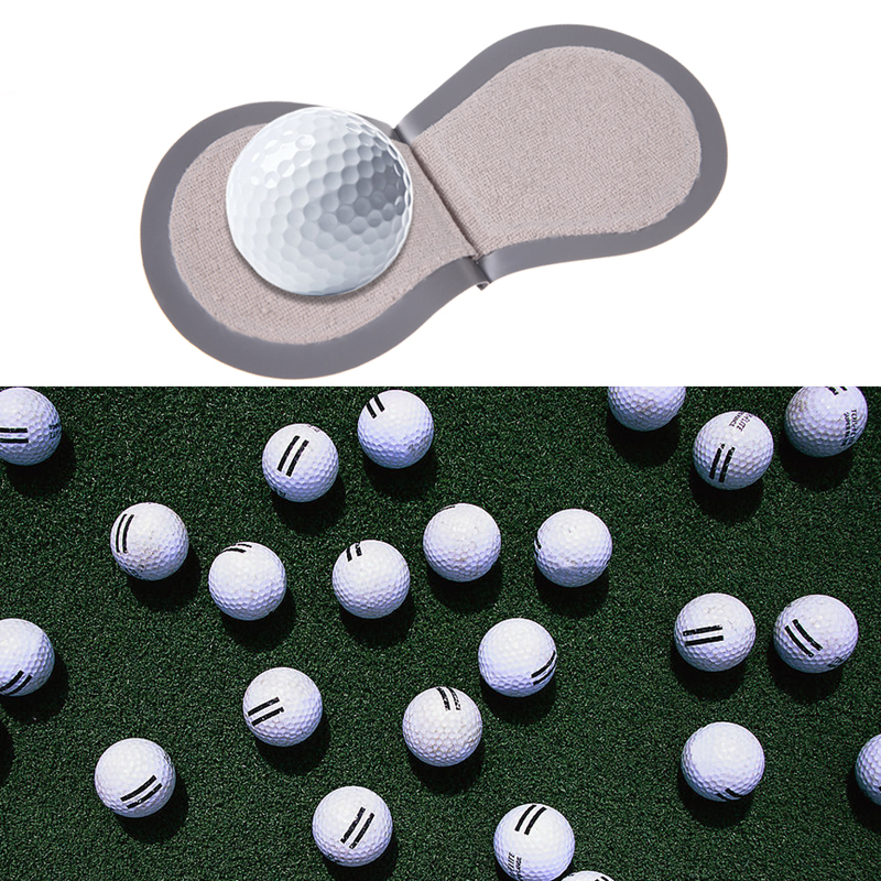 High Quality 2015 Best Seller Brand New Ballzee Pocker Golf Ball Cleaner Cleaning Kit Tool BHU2(China (Mainland))