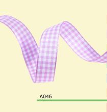 0.5″ Inch 12 mm or 1.2 mm Scottish tartan plaid ribbon
