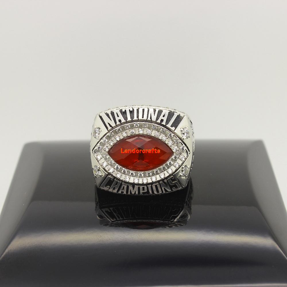 2012 Alabama Crimson Tide BCS college football National Championship Rings(China (Mainland))