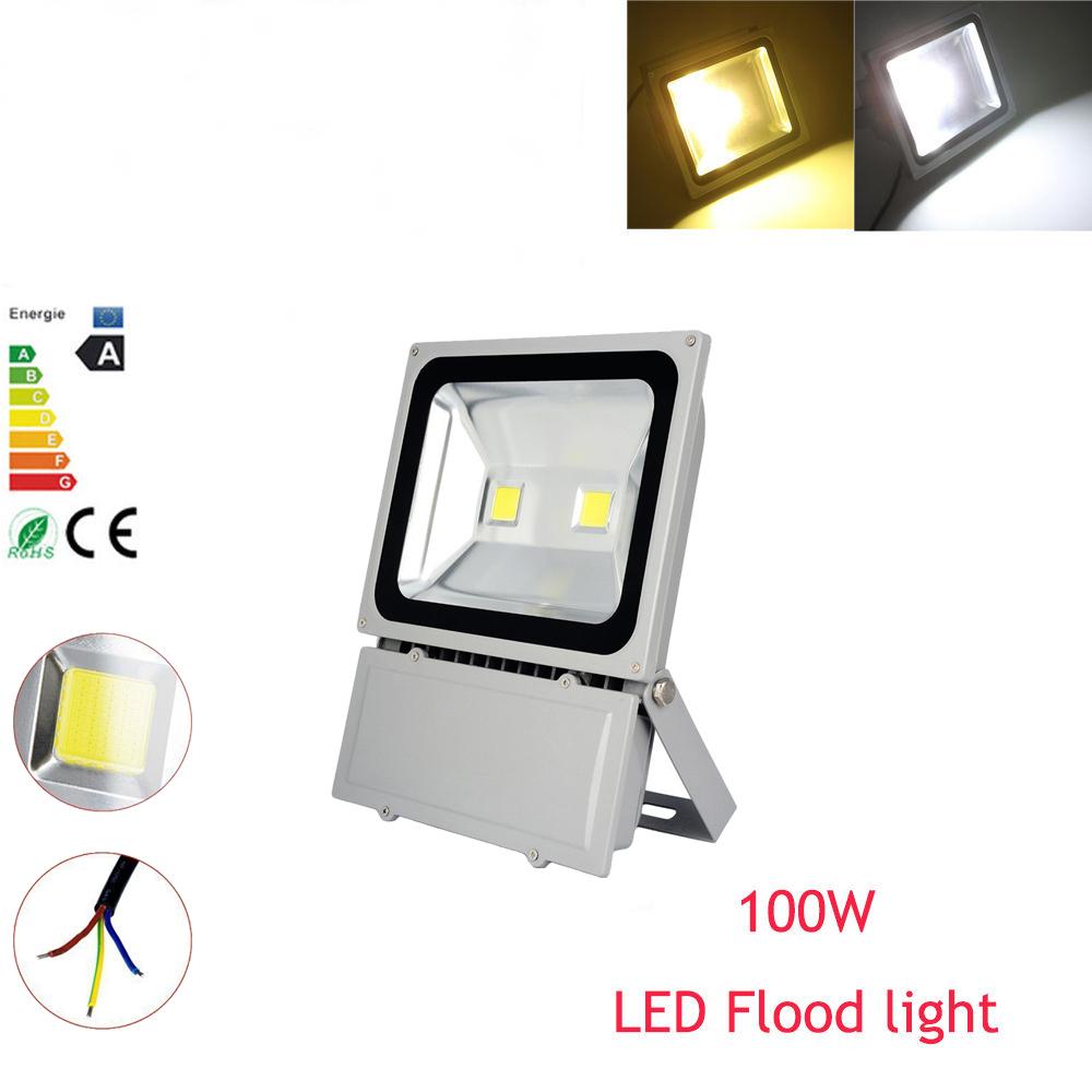 Hot Sale 10W 20W 30W 50W 100W 150W 200W White RGB Refletor LED Waterproof Spotlight Outdoor Light IP65 Led Flood Lighting(China (Mainland))