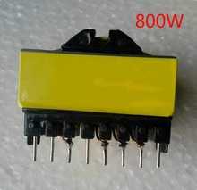 Customized EC42 800W Pure cupper high-frequency inverter transformer input DC12V(China (Mainland))