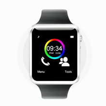 New Bluetooth D1 Smart Watch Wristphone Sport Watches For Apple iPhone 6 Samsung S4/Note 2/Note 3 HTC Android/IOS Phone pk dz09(China (Mainland))