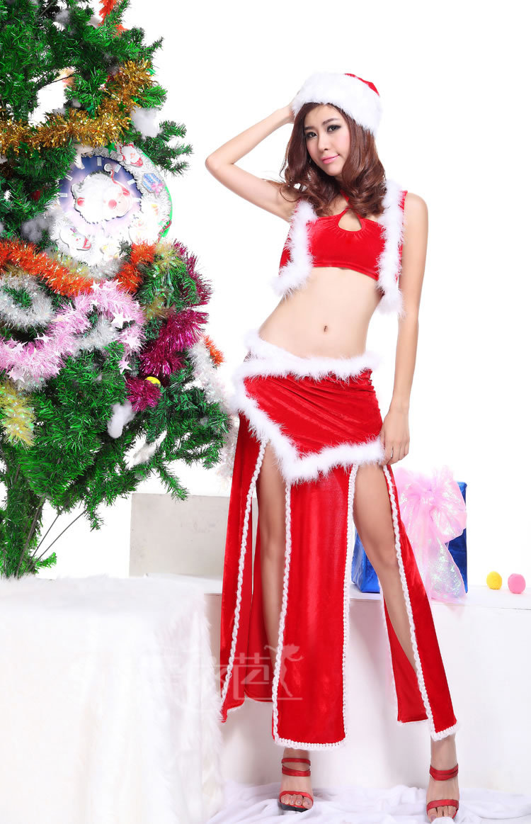 Ethnic style Cheap Christmas Performance Clothing Sets Wholesale and Retail Halloween Decoration Bar Ballroom DS Performances(China (Mainland))
