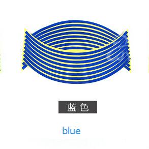 Накладки для стайлинга из Китая