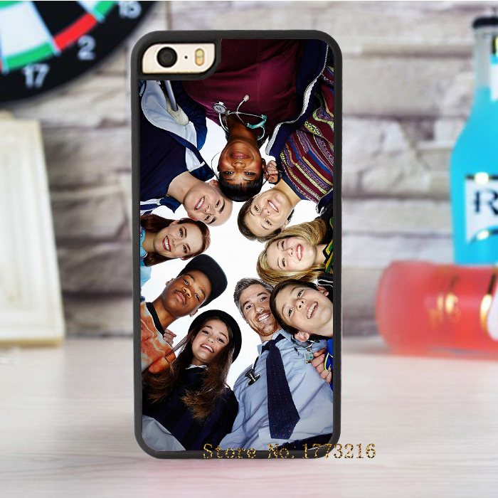 red band society octavia spencer dave enneybl griffin gluck fashion cover case for iphone 4 4s 5 5s 5c for 6 & 6 plus(China (Mainland))