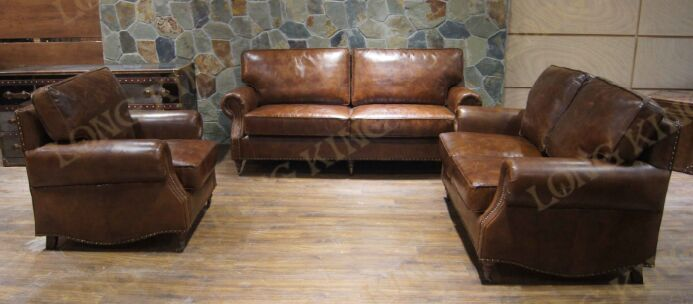 JIXINGE Furniture sofa leather sofa modern minimalist fashion first layer of leather living room sofa 1+2+3 seater post modern(China (Mainland))