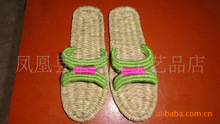 Caters to couples slippers sandals hemp shoes hemp slippers crochet slippers