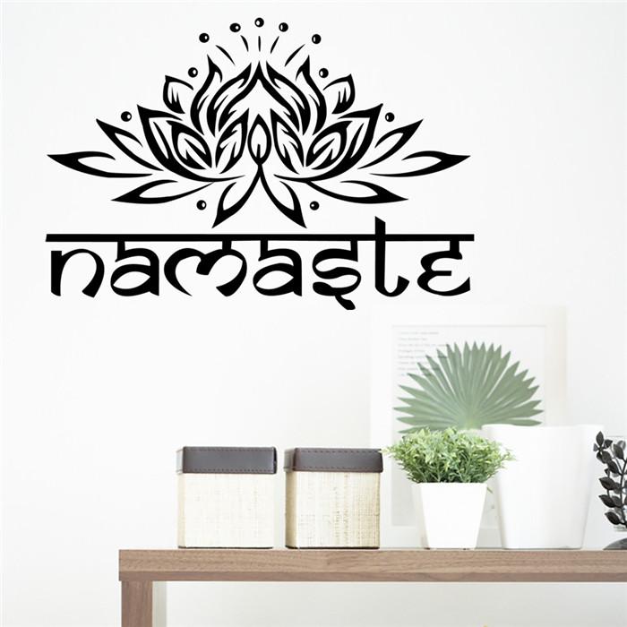Excellente qualit bouddha fleur de lotus achetez des for Chambre yoga