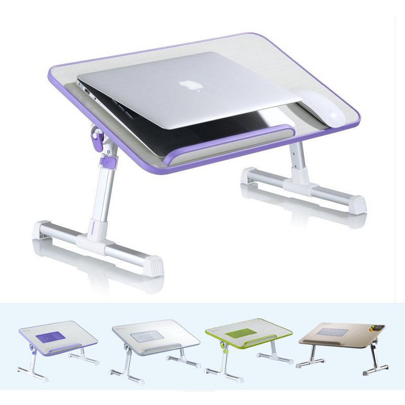 buy one get three games whale A8 cooling fan laptop desk bed table folding table table for lazy