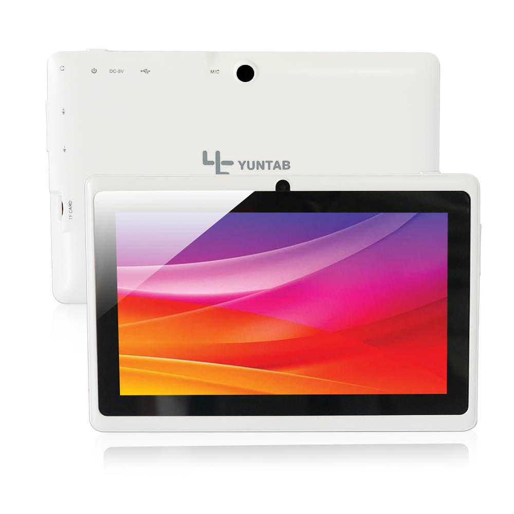 Low price yuntab 7 inch tablet q88 android tablet pc for Q tablet with price