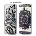 Mandala Narcissus Stylish Fashion Girls Cover For Samsung Galaxy Grand Prime G530 Case Printing Flower Soft