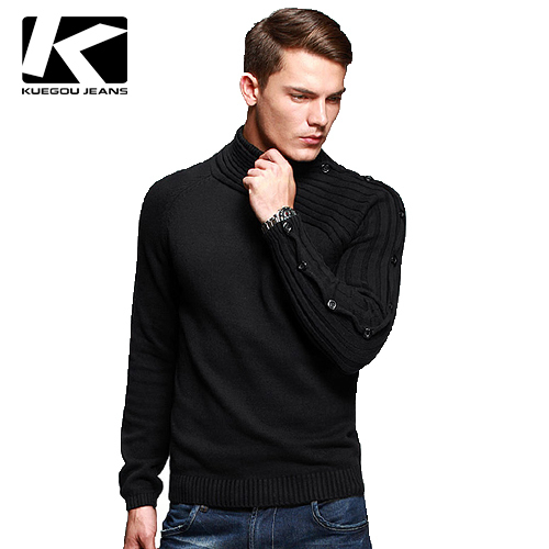 fashion man' sweater, hot selling cotton sweater, casual sweater in stock, good quality low price and free shipping MZ-8401