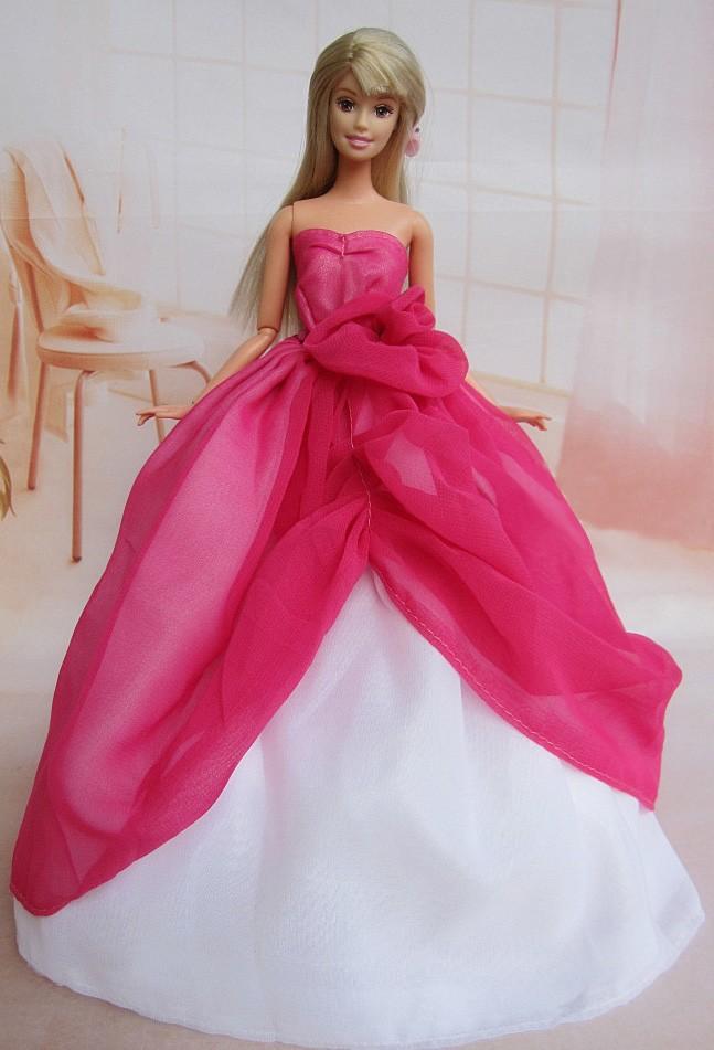 Barbie for Barbie wedding dresses for sale