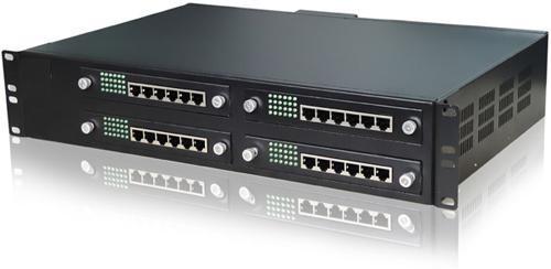 64 FXS voip gateway ,asterisk voip fxs gateway ,VoIP ATA,FXS gateway(China (Mainland))