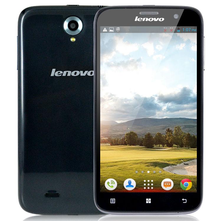 Original Lenovo A850i 5.5 inch Android 4.2.2 MTK6582 Quad Core RAM 1GB ROM 8GB WCDMA GPS Mobile Phone 5MP Smartphone(China (Mainland))