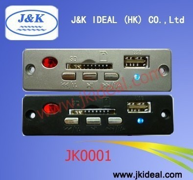 JK0001 USB SD MP3 module