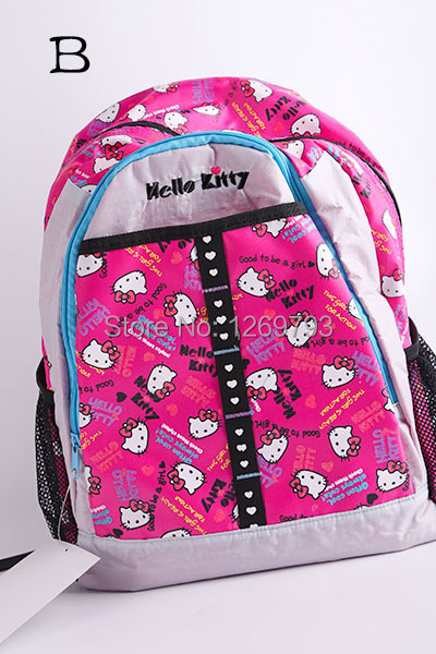 Anime Kitty Backpack Anime Sanrio Hello Kitty