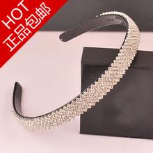 Korea genuine hair accessories Korean first flower headband hair trinkets original diamond headbands