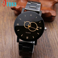Excellent Quality OTOKY Luxury Brand Steel Men Watches Mens Business Watches Waterproof Quartz Watches Relogio Masculino