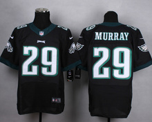 2016 A+++ Men embroideried Logo free shipping Philadelphia Eagles DeMarco Murray(China (Mainland))