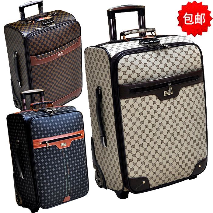 20 24 26 trolley luggage travel bag keester - NY Security store