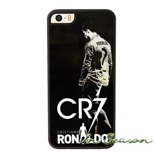 Cristiano Ronaldo CR7 Cover Case for iPhone 4S 5 5S 5C 6 6S Touch Plus Samsung Galaxy S3 S4 S5 Mini S6 Edge A3 A5 A7 Note2 3 4 5