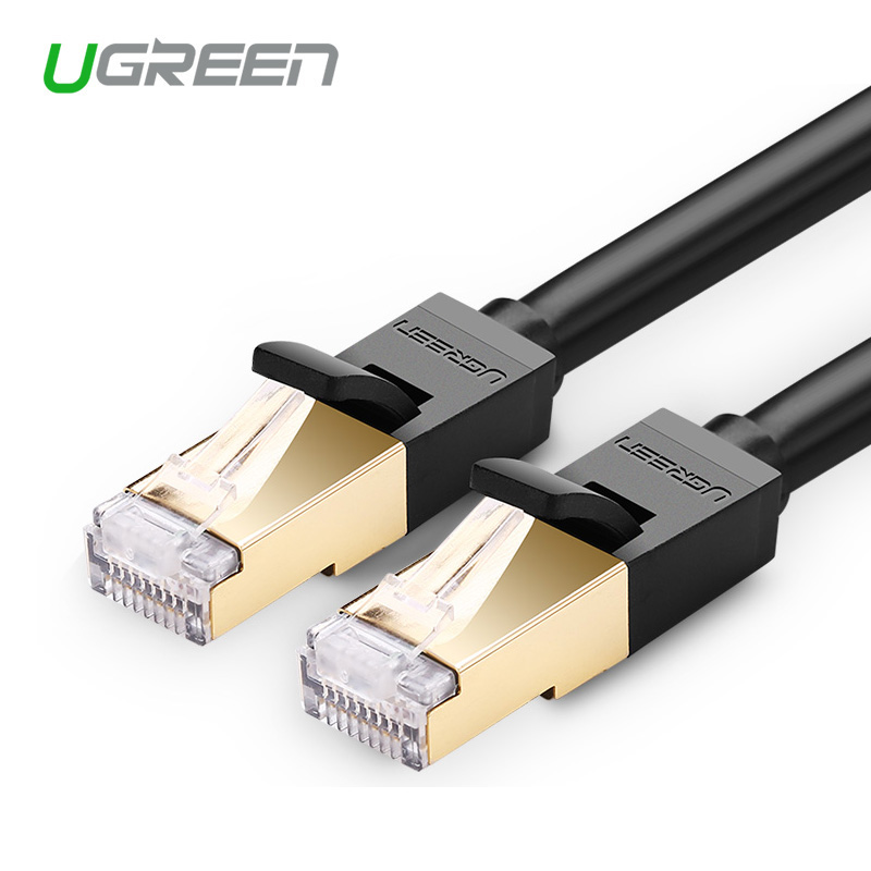 ugreen high speed 10m 15m cat 7 rj45 ethernet lan network. Black Bedroom Furniture Sets. Home Design Ideas