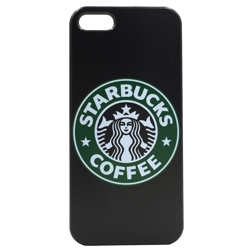 Beauty Painting Starbucks Painted Protective Phone Hard Plastic Apple iphone 4/4s 5/5s 5c 6 4.7 inch plus Case Cover - UI-International store