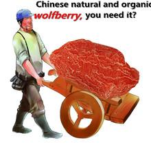 Qi Gong fruit of Lycium barbarum in Ningxia 2014 home 250g certified Zhongning medlar head stubble in Ningxia wholesale