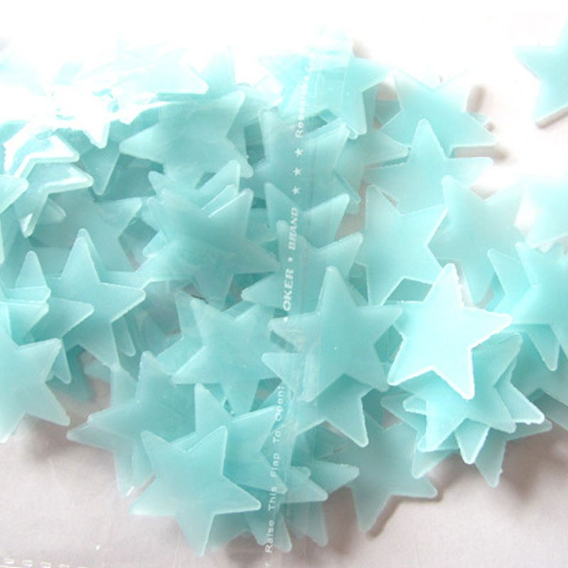 100Pcs-3D-Glow-Stickers-Luminous-stars-Baby-Bedroom-Beautiful-Fluorescent-In-The-Dark-Toy--Festival-TD0056 (1)