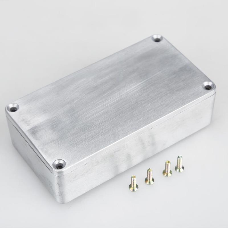 Гаджет  S1M#  2015 New Guitar Accessories 1590B Style Effects Pedal Aluminum Stomp Box Enclosure for Guitar  None Спорт и развлечения