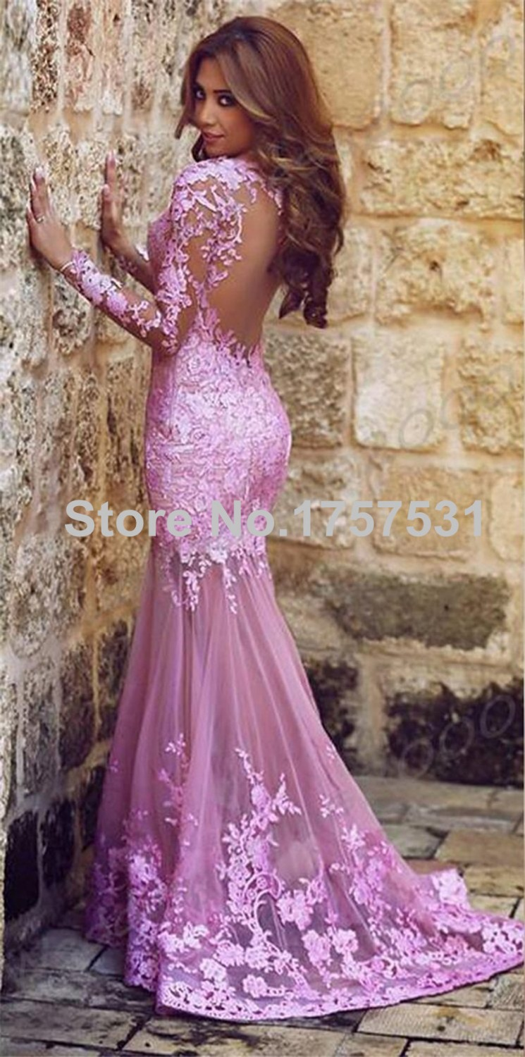 Homecoming Dresses Lace Back Formal Dresses