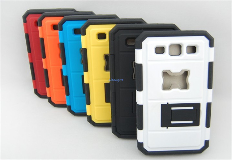 For Samsung Galaxy S3 i9300 Case Rugged Hybrid Beer Bottle Opener Case Hybrid PC Silicone Combo Stand ShockProof Case Cover(China (Mainland))