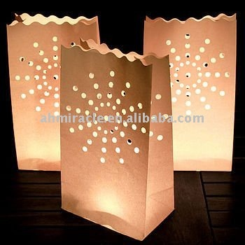 candle bags for 2011 christmas gift