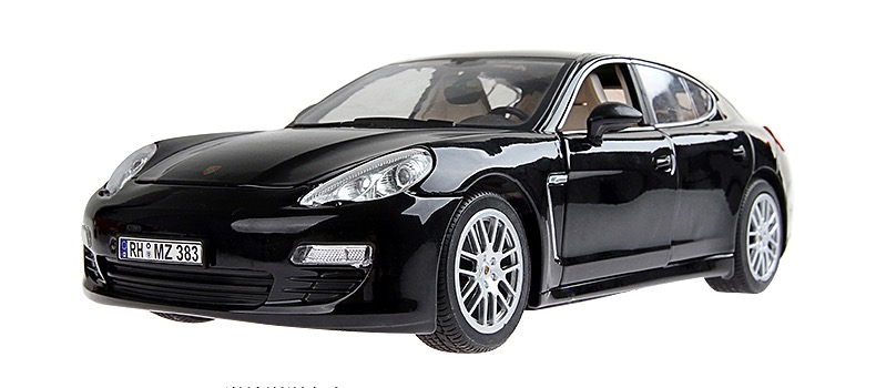 1:18 Voiture Car Modern Brinquedos For Luxury Panamers-4S Die Cast Metal Car Model Kids Toys Men Gift Collection(China (Mainland))