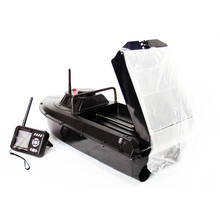 Newest Fishing Boat  Jabo 2B JABO 2BL Remote Control Bait Boat w/  Fish Finder And Lipo Battery -Upgrade JABO-2B JABO-2BS(China (Mainland))