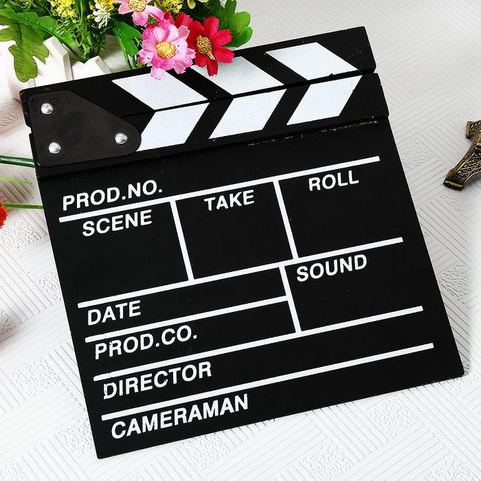Aliexpress.com: Comprar Director de escena de v�deo Clapperboard ...
