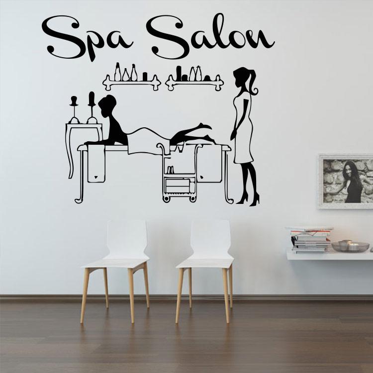 Spa entretien promotion achetez des spa entretien for Vinilos pared aliexpress