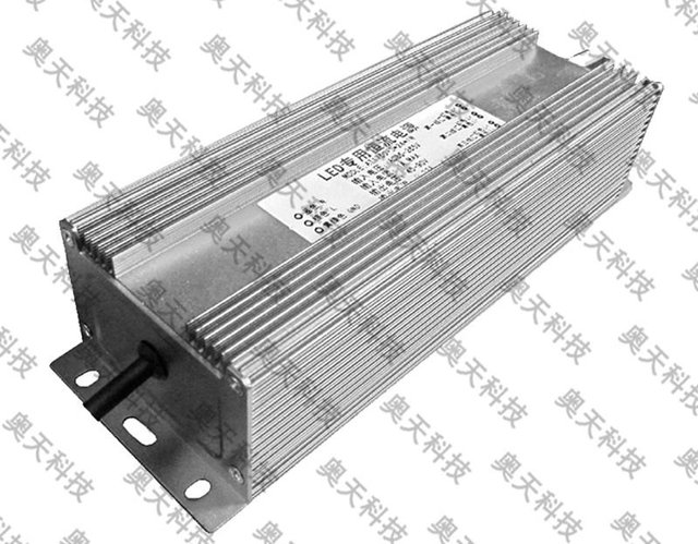waterproof LED Constant current driver;5*24*1W;AC175V-264V input;320ma output;P/N:AT1760