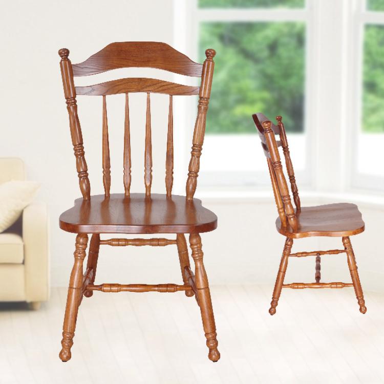 Promoci n de antigua silla de comedor franc s compra for Sillas de comedor antiguas