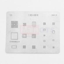 IC Repair BGA Rework Reball Reballing Stencils for Samsung Galaxy S3 i9300 Template Direct Heating Tools, S5016 BGA Stencil(China (Mainland))