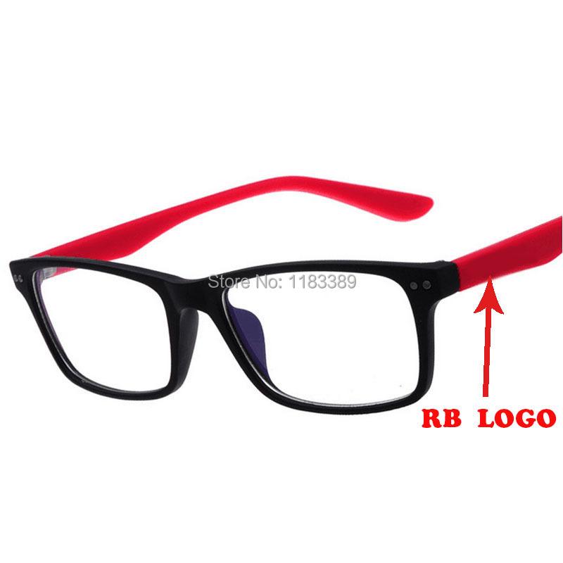 RB Brand Designer Eyeglasses Frame Vintage ay and Eye glasses clear lens reading eyewear Optical Glass armacao oculos de grau(China (Mainland))