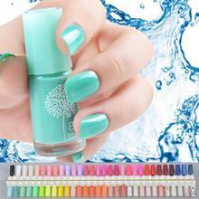 Natural Beauty Tasteless Non-toxic Water-based Peelable Gel Nail Polish Nail Art Nail Decoration Supplies NA-0159(China (Mainland))