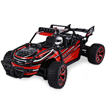 Buy High Speed RC Car 1: 18 4WD Drift Remote Control Cars Racing Car Model Toys Speed Buggy Big Foot Off-Road Vehicle Toy Kid Gifts for $31.98 in AliExpress store