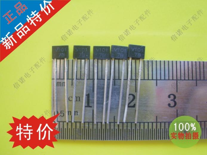 Electronic components Stock in two legs TO-92S V101(China (Mainland))