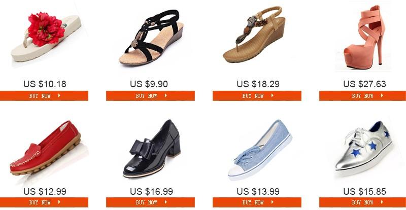 Hee grand royal mulheres sandálias 2016 strass talão corda apartamentos casuais elástico elegante sapatos de verão mulher plus size xwz777
